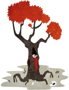 bloodsucking tree