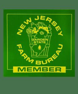 New Jersey Farm Bureau Member
